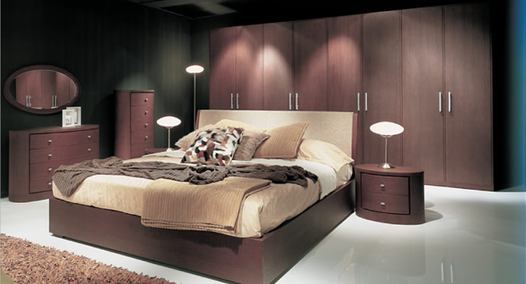 Bedrooms Furniture Design bedroom furniture design Sleep If You Usually Use This Room Just To Rest Simply Filled With Beds Wardrobe And Dressing Table Another Case If You Also Work In The Bedroom