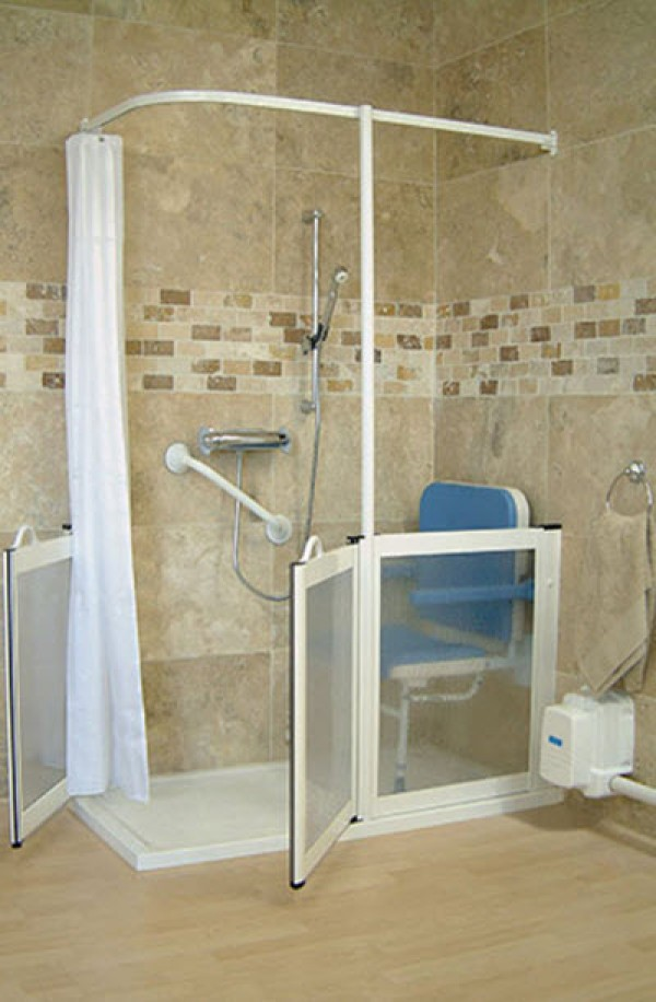 Bathroom Design For The Disabled People Home Interior
