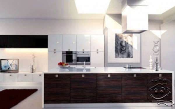 modern kitchen design model - Kitchen Design Models
