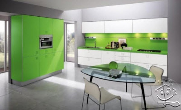 model of kitchen design. Open Space Idea in The Kitchen is Connected with Living Room French Design Archives  Home Interior Ideas