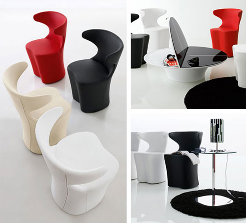 minimalist furniture trend - Minimalist Furnitures