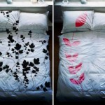 Trendy bedding design