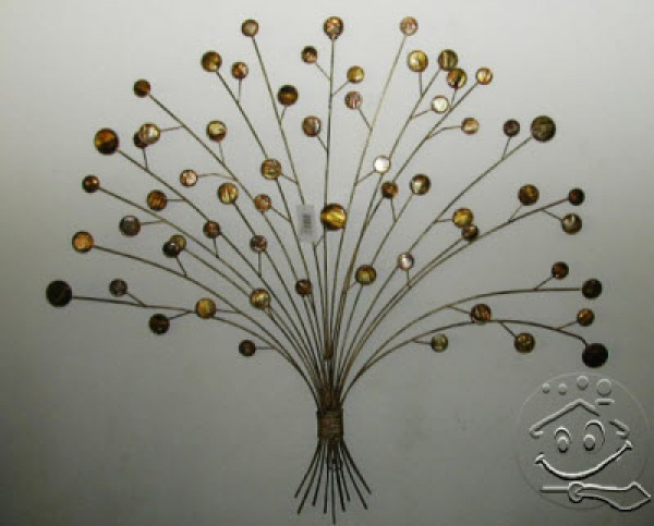 New Metal Art for Wall Accessories