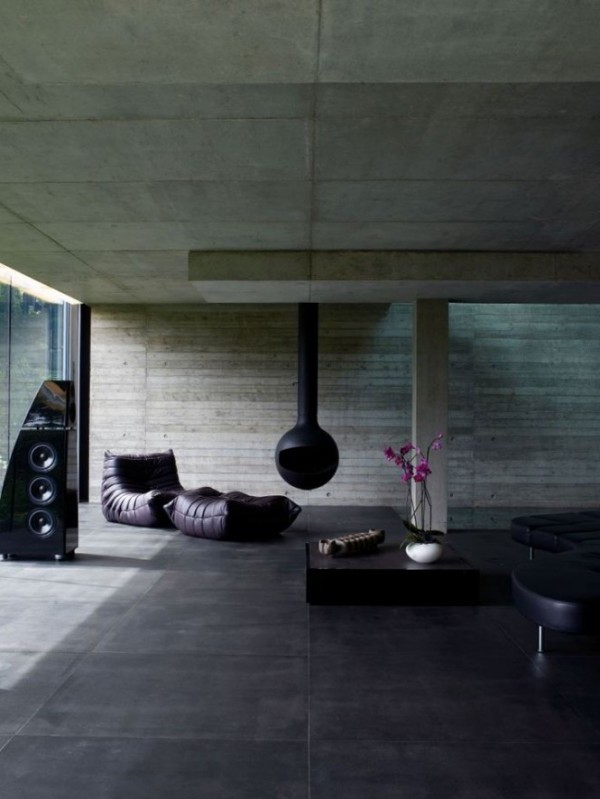 Wonderful Black House Interior Design 600 x 799 · 70 kB · jpeg