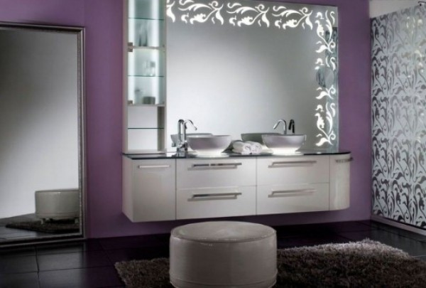 Elegant Bathroom Decor with Victory Vanities By Arte Bagno Veneta ...