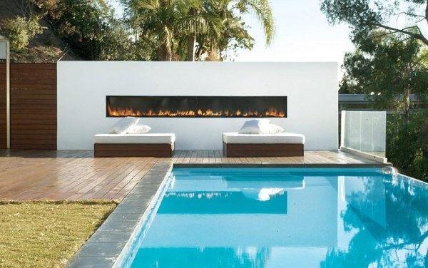 Outdoor home pool  Fantastic Outdoor Home Pool Photo   Home Interior Design Ideas