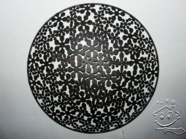 Unique Metal Art Design for Wall Accessories