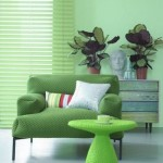 Awesome Green Interior Design Decoration