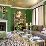 Luxury Green Living Room Ideas
