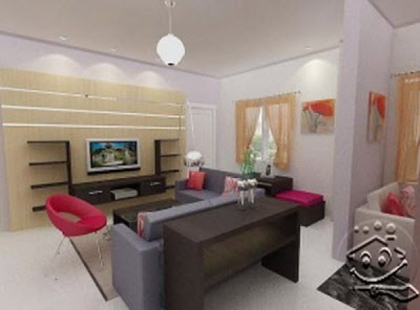 Awesome Design Interior Model