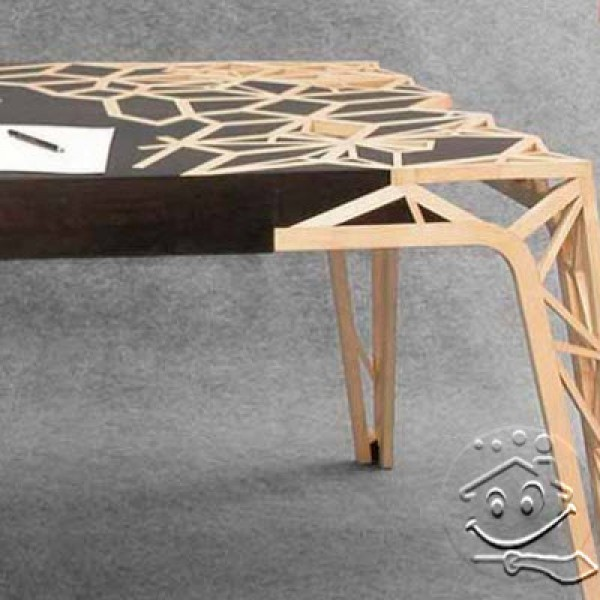 Beautiful Wooden Table Design