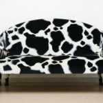 Cow Chair Design Model