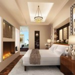 Modern Bedroom Design Model