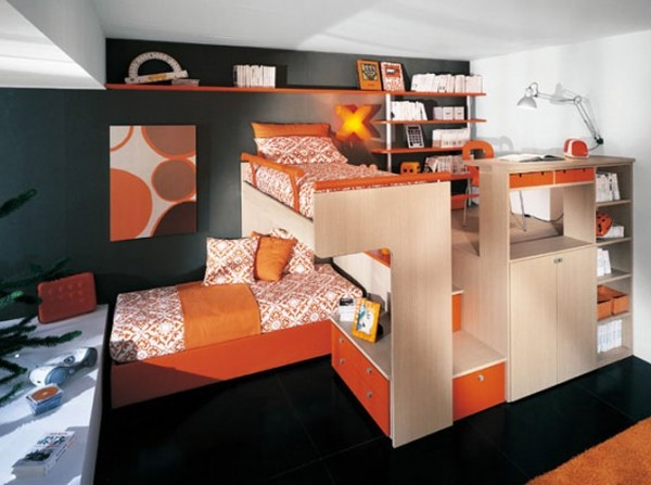 Latest children bedroom design photo