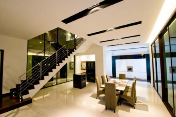 Brilliant Modern Dining Room Design 600 x 399 · 50 kB · jpeg