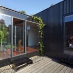 Minimalist Streckhof Reloaded Single Family House in Austria by Franz