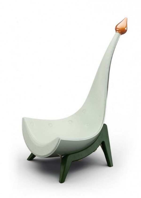 Swan Chair Design