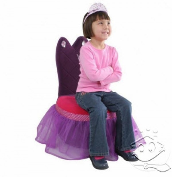 Latest Princess Chair Design