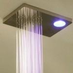 Awesome Zucchetti Rubinetteria Music and Light Shower Design