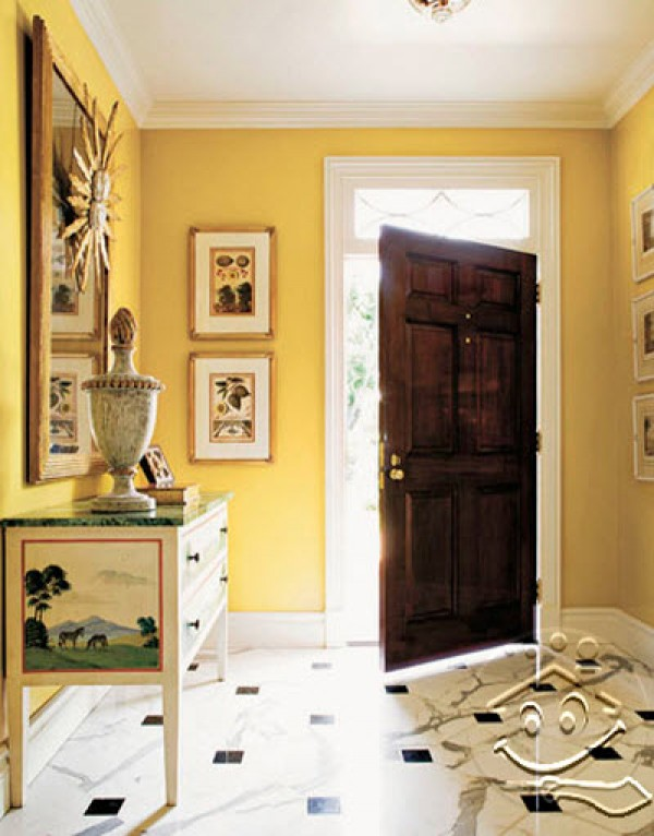 15 lobby foyer design ideas home interior design ideas for Simple foyer designs