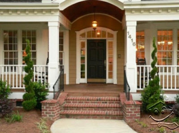 Latest Entrance Tips For Spanish Style Home Interior