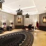 New Artistic Texture Interior Design