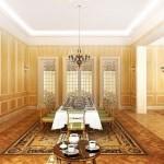 Modern Dining Room Design Concept