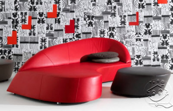 Red Chair or Sofa