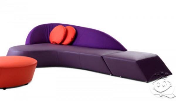 Blue Chair or Sofa
