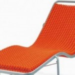 Attractive Orange Chair Design Inspiration