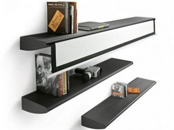Amazing Bookshelf Design Model