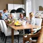 Great Dining Room and Wonderful Kitchen Design Type by IKEA