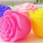 Great Colorful Rose Lamp Design Ideas