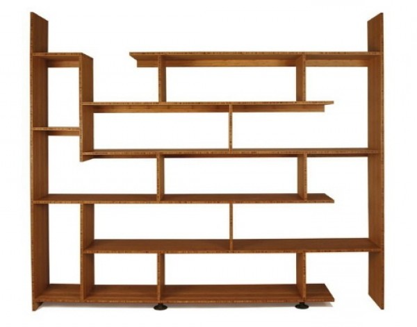 Woodwork wooden bookshelf design pdf plans - Modern bookshelf plans ...