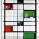 New Art Deco Shelving and Bookcase Design