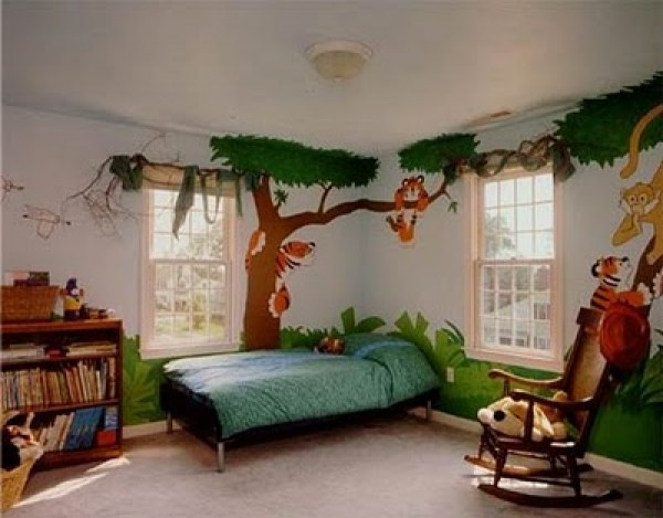 Great Kids Bedroom Decor