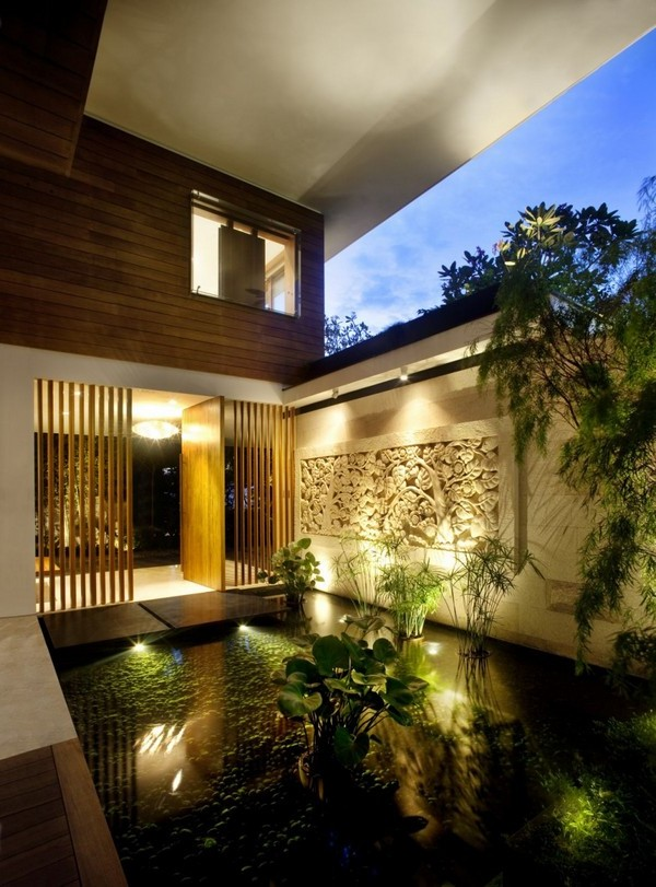 attractive house design concept in singapore