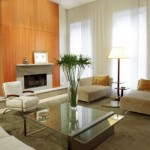 Modern Small Apartment with Luxury Furniture