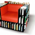 Latest Bibliochaise Bookshelf Design