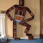 Awesome Bookman Bookcase Design