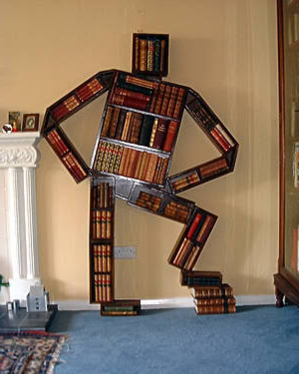 Awesome Modern Bookcase For House Improvement : Awesome Modern Bookcase For House Improvement - designerweb.us