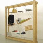 New Brace Bookshelf Design Model
