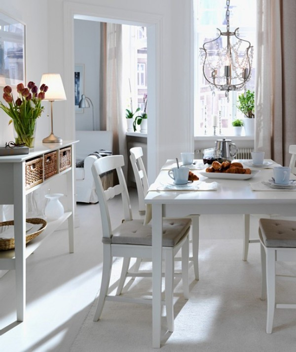 Impressive dining room and modern kitchen design by ikea charming dining room and  600 x 712 · 81 kB · jpeg