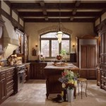 Classic Kitchen Colors Decoration