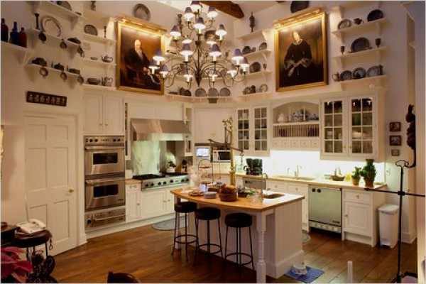 Classical Kitchen Design Inspiration | Home Interior Design Ideas