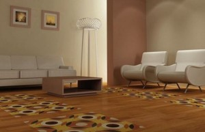 Attractive and Artistic Tile Model