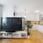 Artistic Studio Apartment Design Inspiration