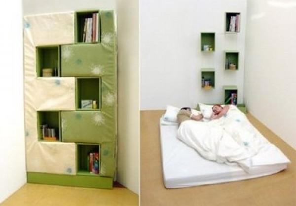 Beautiful Bookshelf Design