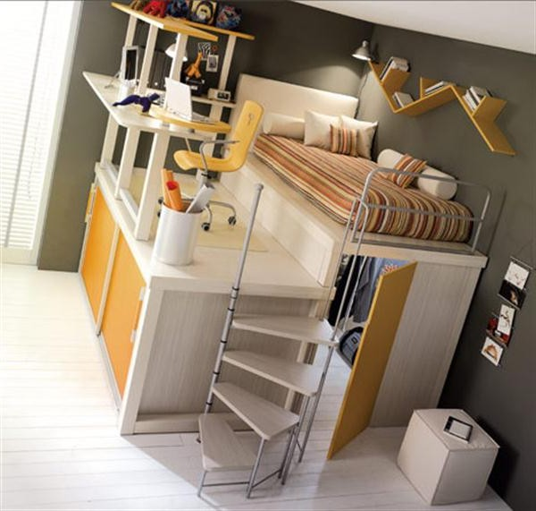 Top Cool Loft Bunk Beds for Boys 600 x 571 · 65 kB · jpeg