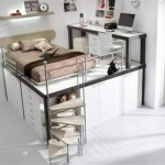 Exclusive Loft and Bunk for Kids and Teenager Bedroom Concept